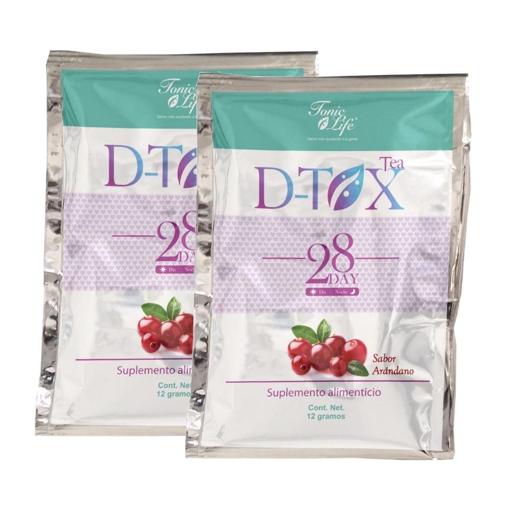Tea D-Tox 2 sobres