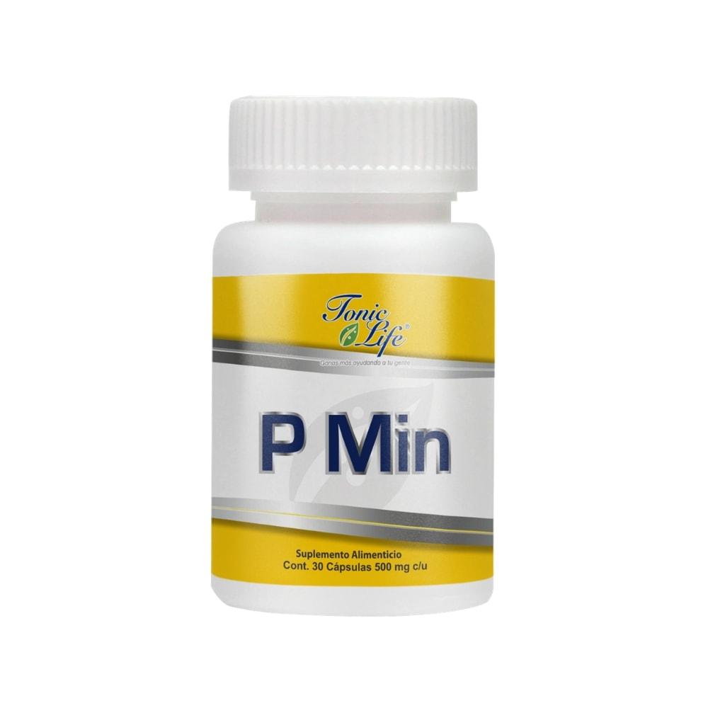 P Min 30 Caps