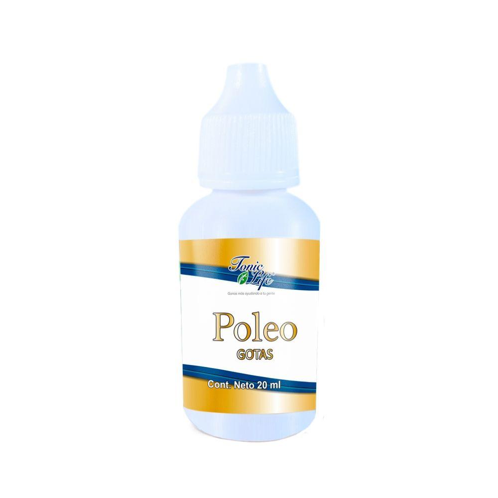 Poleo Gotas 20 ml