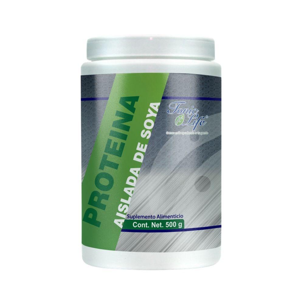 Proteína Aislada de Soya 500 g