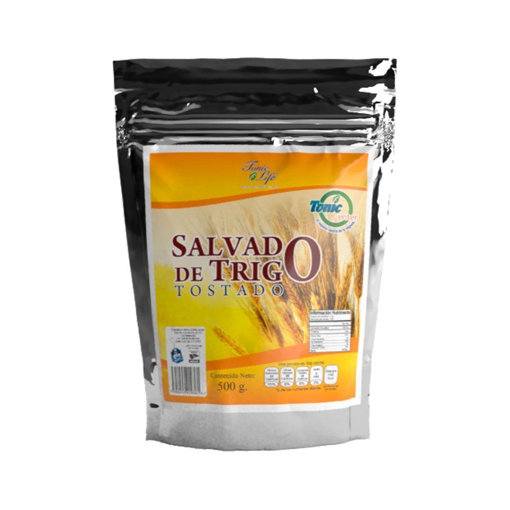 Salvado de Trigo Tostado 500 g